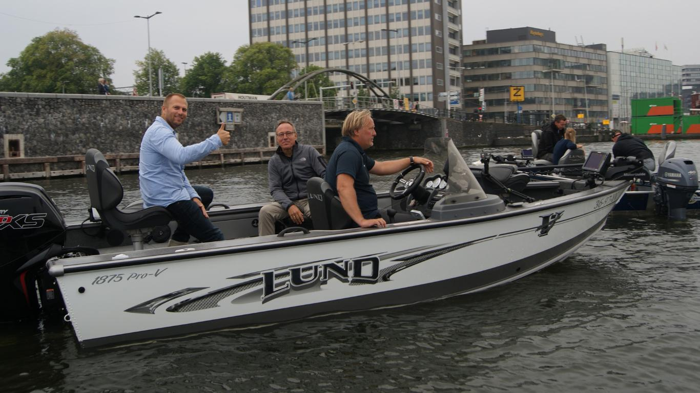Dutch predator fishing trip